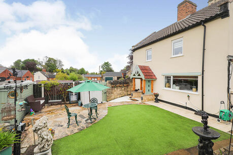 3 Bedroom Properties For Sale In Chesterfield Derbyshire