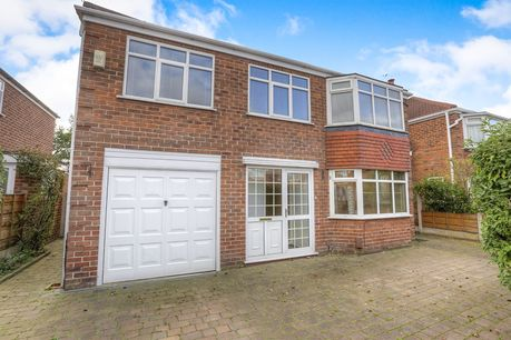 House for sale in Hazel Grove with Reeds Rains