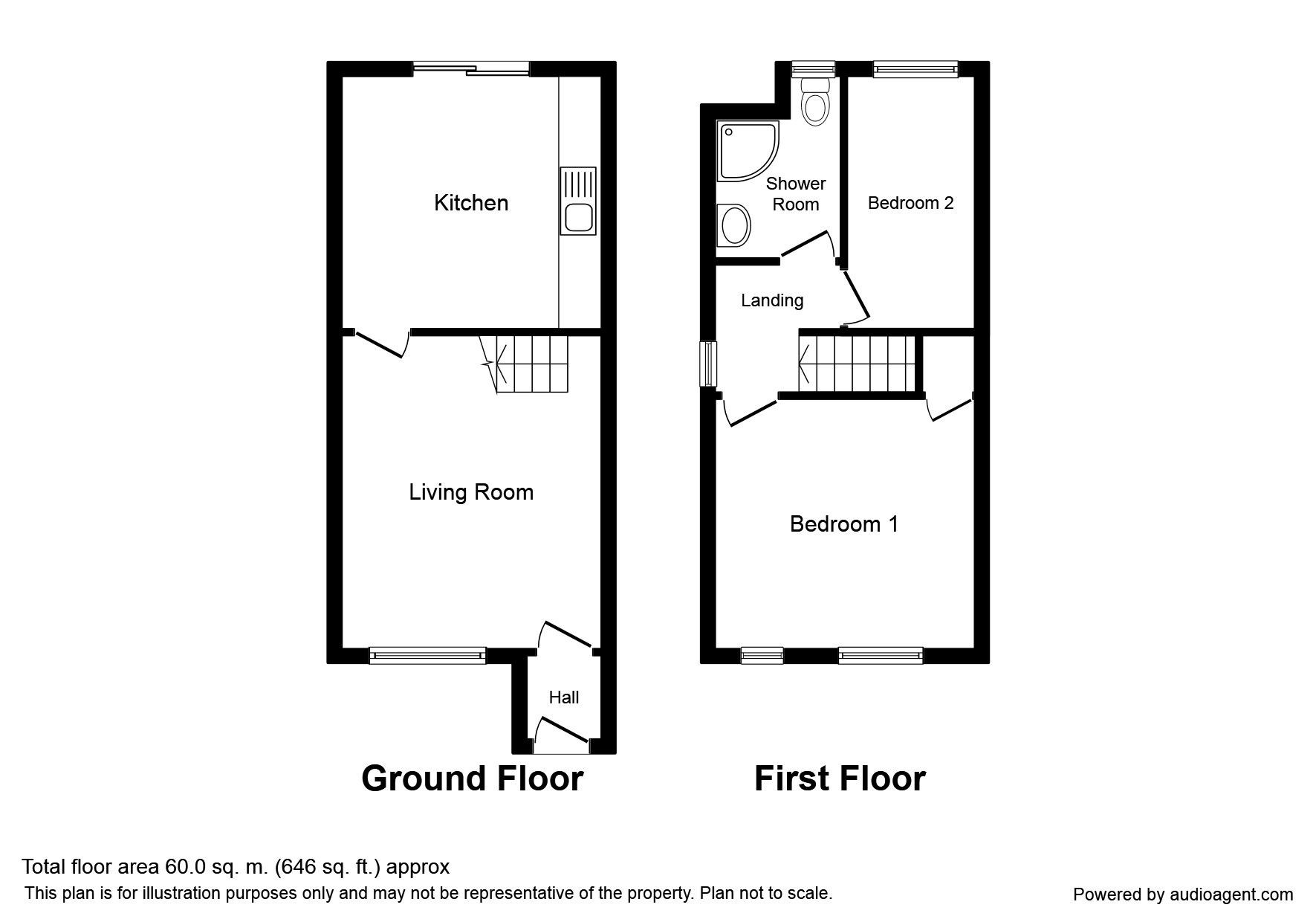 Property for sale in Rothbury Morpeth Northumberland Find