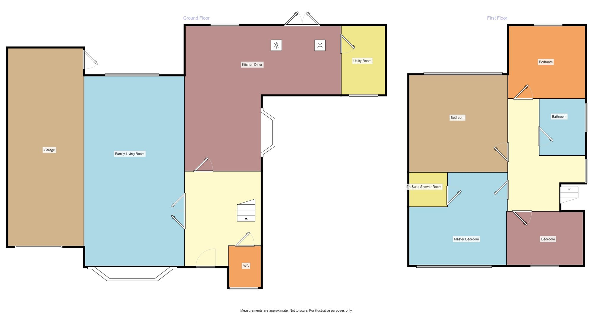 4 bedroom houses for sale in Nottingham - Your Move