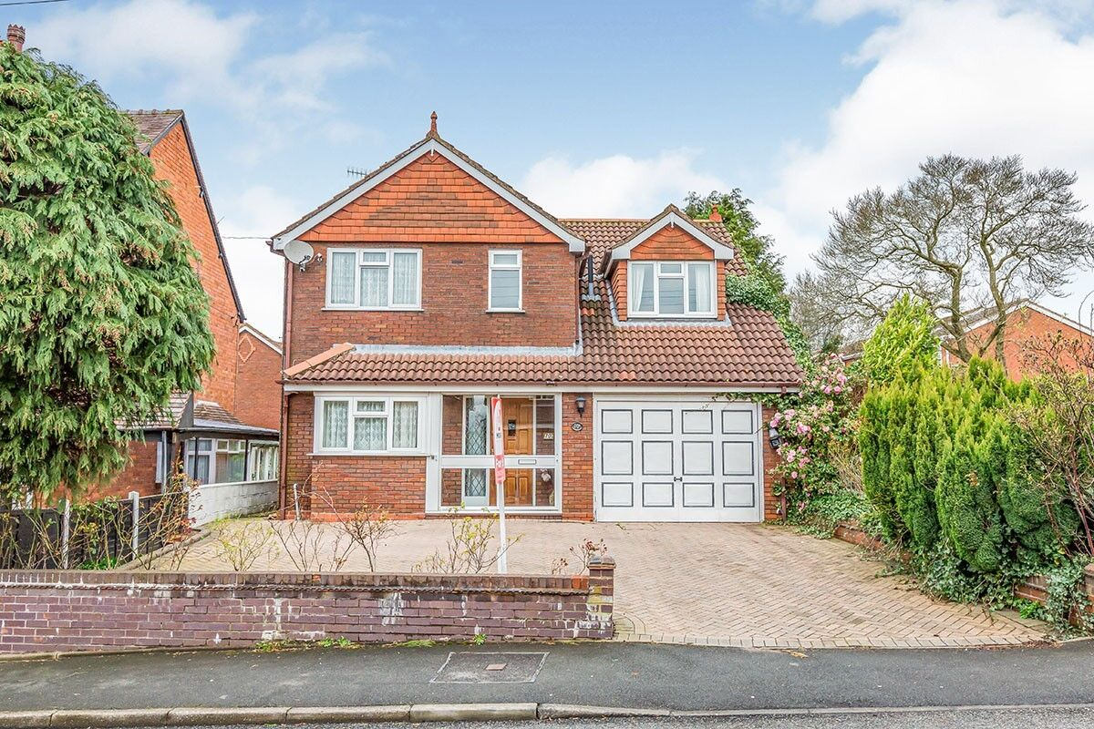 4 Bedroom Detached House For Sale Barley Mow Lane Bromsgrove Worcestershire B61 315 000