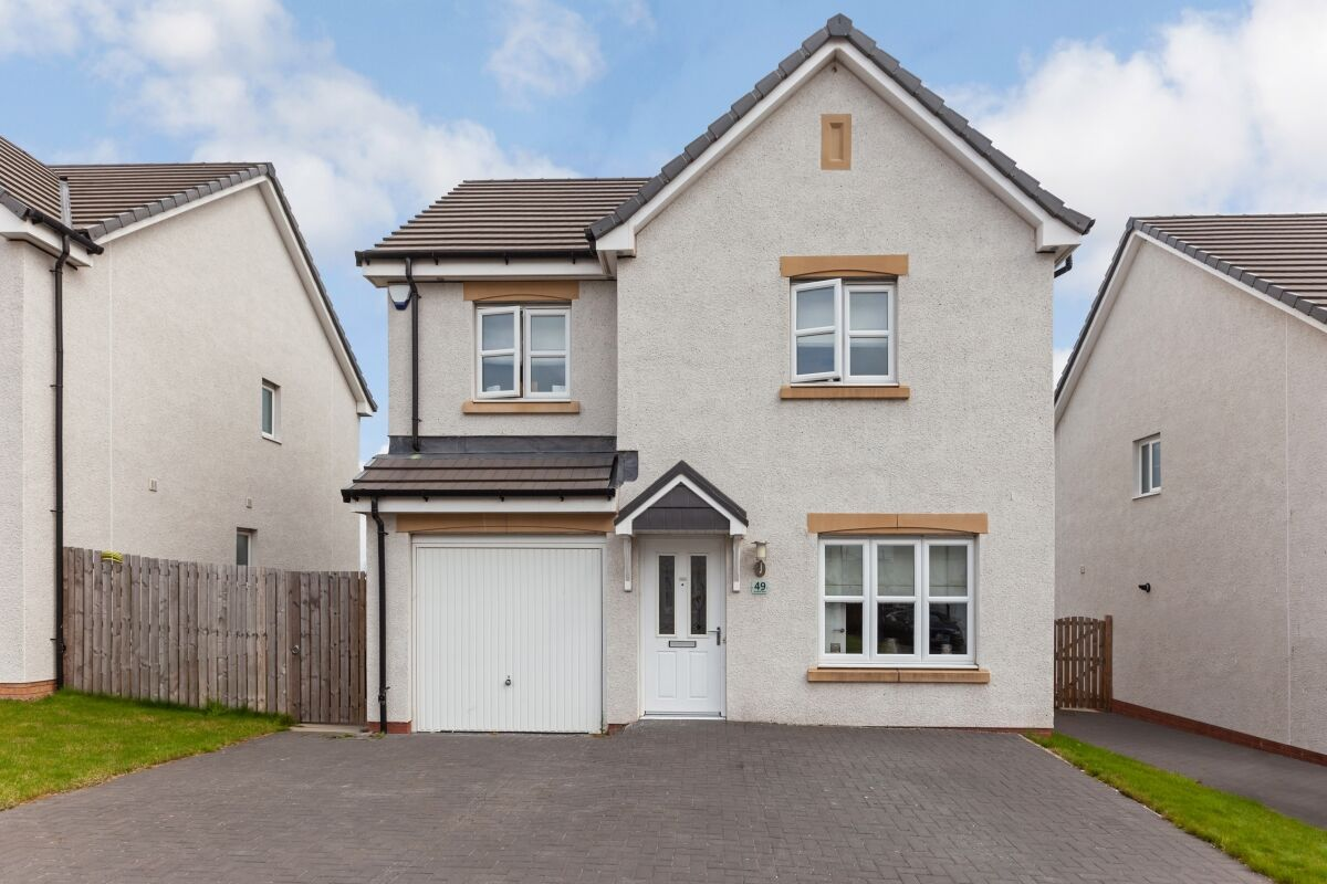 4 bedroom houses for sale in Uddingston, Glasgow - Your Move