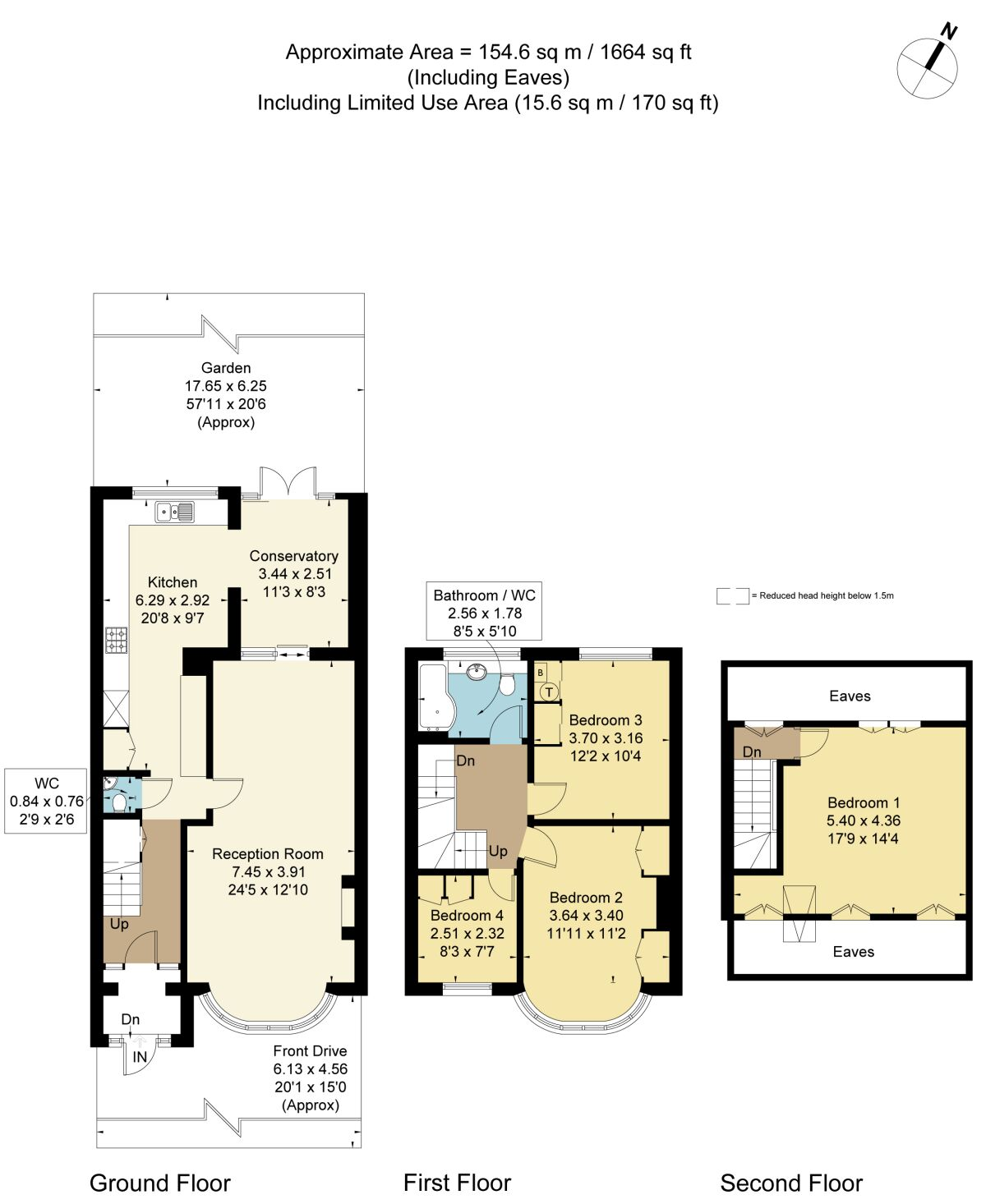 4 bedroom houses for sale in RM10 7 (Dagenham) - Your Move