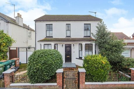 4 Bedroom Houses To Rent In London Your Move