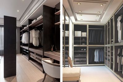 Top tips for creating your own walk-in wardrobe…
