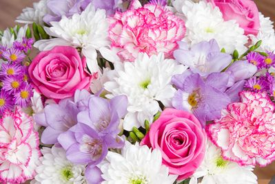 Enter for you chance to win a Mother's Day bouquet