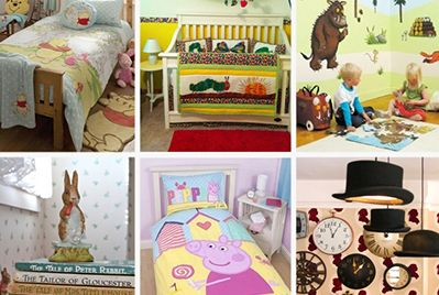 World Book Day - Bedroom Inspiration