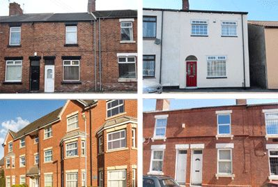 Not to be missed - homes from £15k