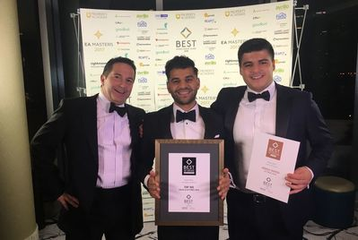 Reeds Rains Leamington Spa Estate Agency Award