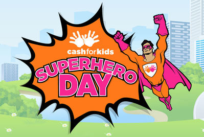 Local Leyland businesses donate to Superhero Day raffle