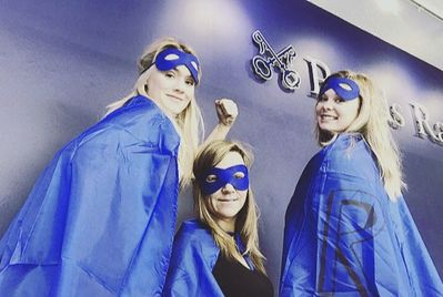 North-East Superheroes take on 10 mile walk for Cash for Kids