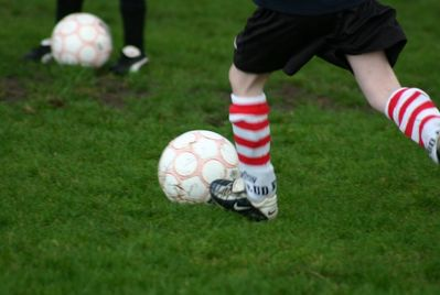 Goole superhero football match raises money for Cash for Kids