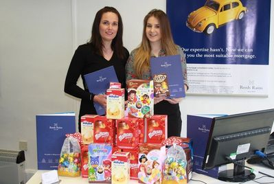 Clevedon Easter Egg Donation