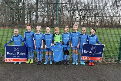Bamber Bridge support football team