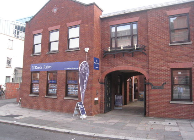 Coventry branch Exterior
