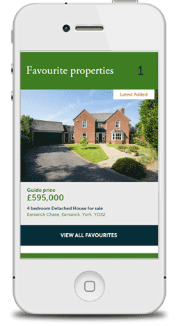 A MyMove account with Your Move estate agents gives you complete control over your sale, let, purchase or tenancy