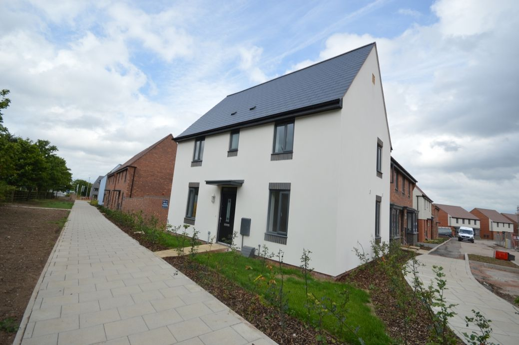 New build property in Telford