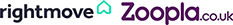 Rightmove and Zoopla