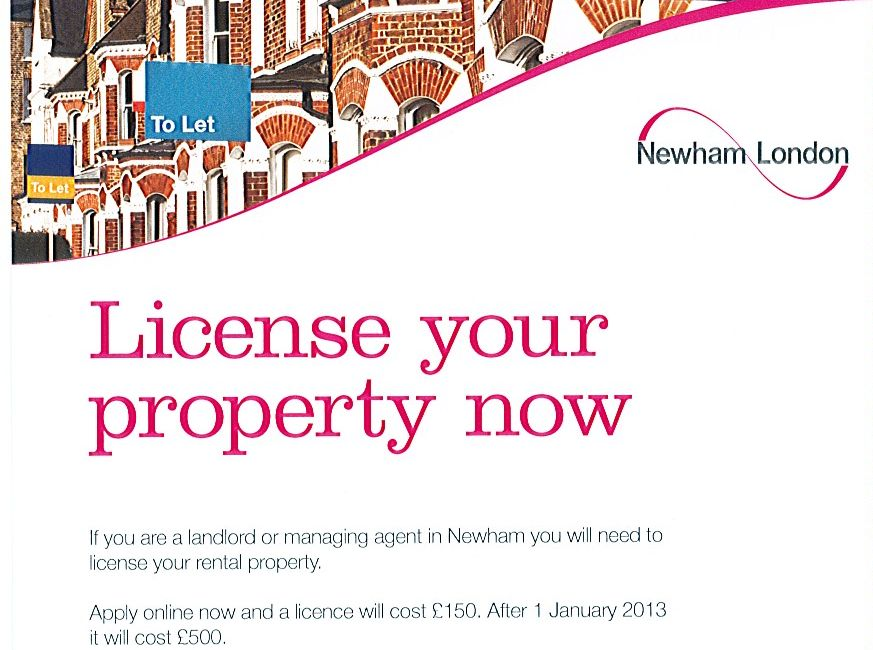Private Rented Property Licensing
