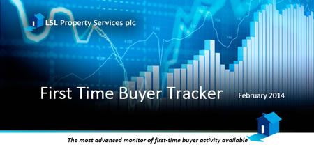 February 2014 - First Time Buyer Tracker