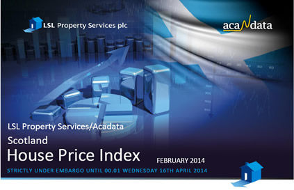 February 2014 Scottish House Price Index