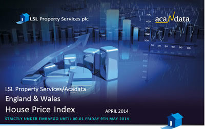 April 2014 - House Price Index