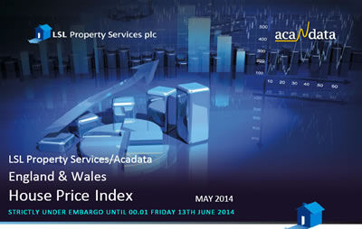 May 2014 House Price Index