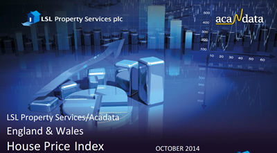 October 2014 House Price Index