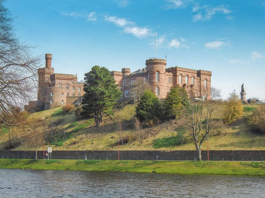 """Inverness - """"The happiest place in Scotland"""""""