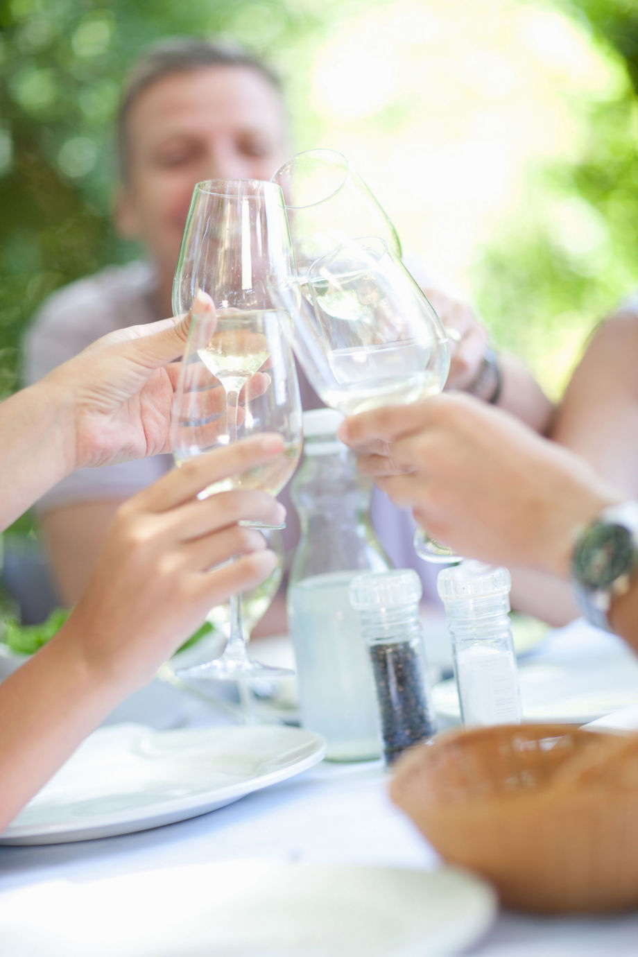 Don't let spilled wine ruin your al fresco dining