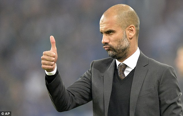 How might Pep Guardiola spend his new £300,000-a-week wage?