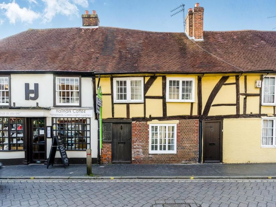 Buying a Grade II listed property