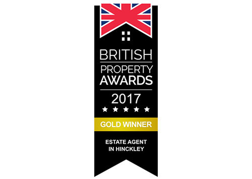 Your Move Hinckley win GOLD at the British Property Awards
