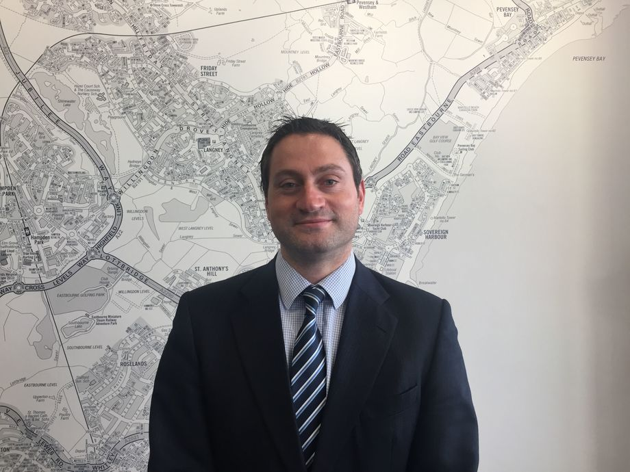 Five minutes with Adam Prentice, Valuation Manager at Your Move Eastbourne