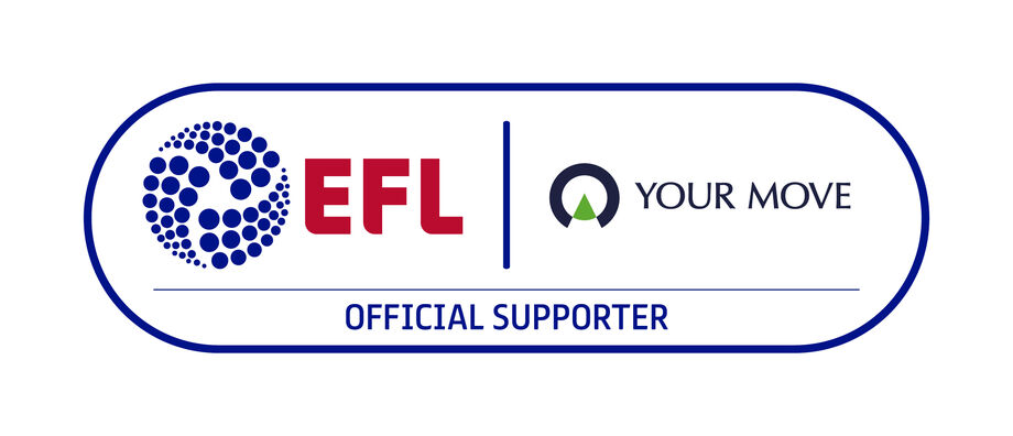 Your Move to become an Official Supporter of the English Football League EFL