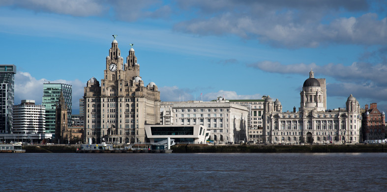 Merseyside, Greater Manchester, Cheshire